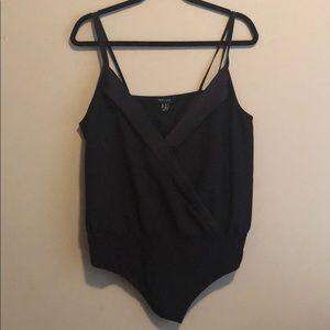 ASOS Tux Style Body Suit
